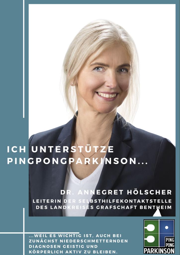 Dr. Annegret Hölscher