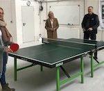 Grafschafter Nachrichten 30.11.2020  | Tischtennis als Therapie für Patienten mit Parkinson