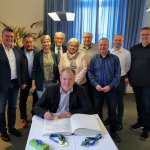 nordhorn.de   1.11.2019 - goldenes Buch